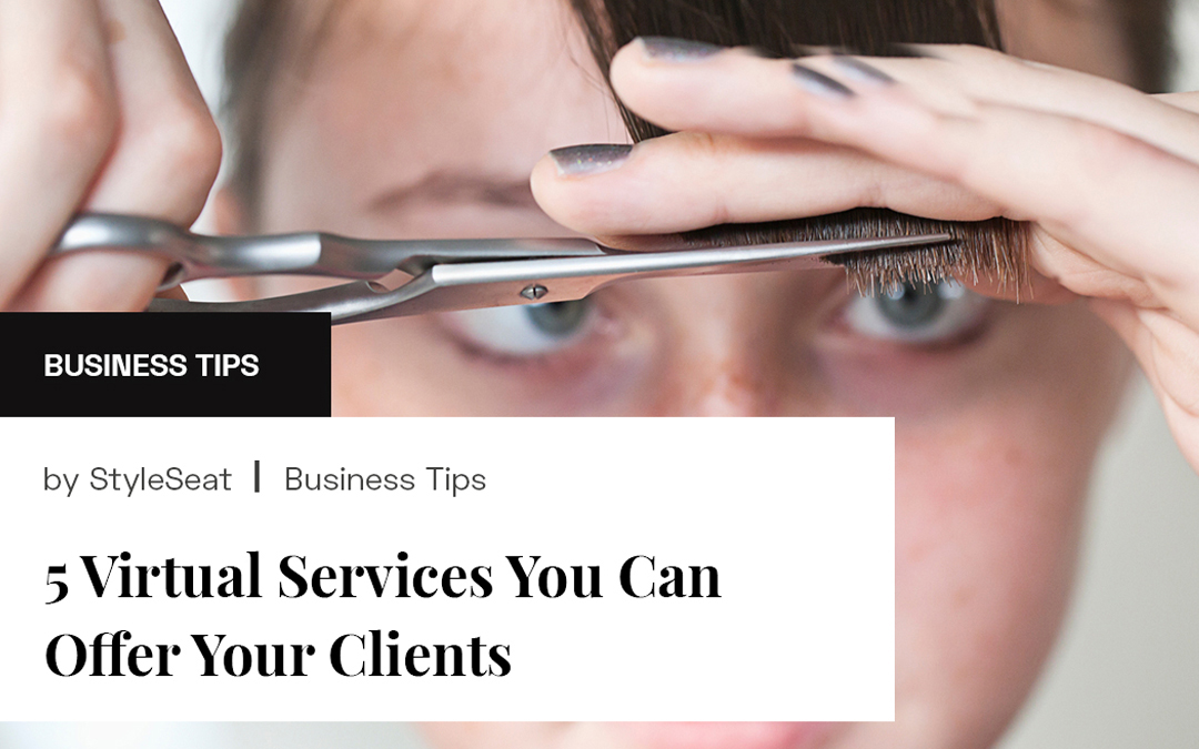 5 Virtual Services You Can Offer Your Clients
