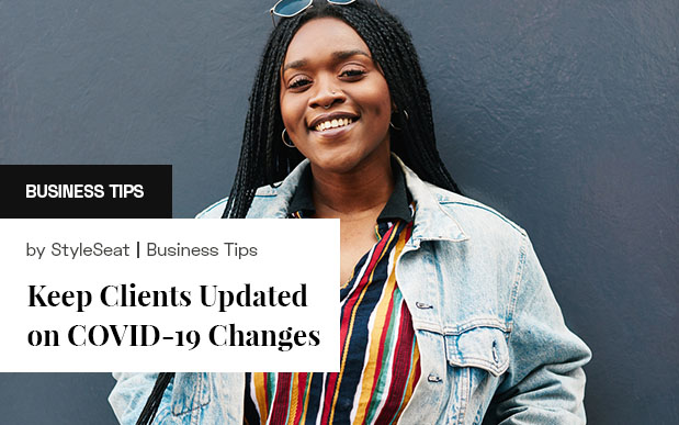 How to Keep Clients Updated on COVID-19 Changes