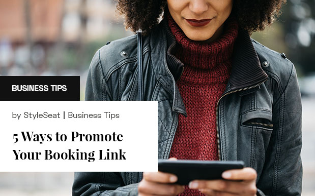 5 Ways to Promote Your Booking Link