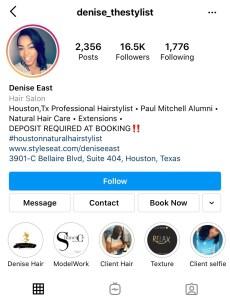 Denise East