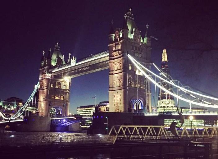 London Tower Bridge Fashion Digital