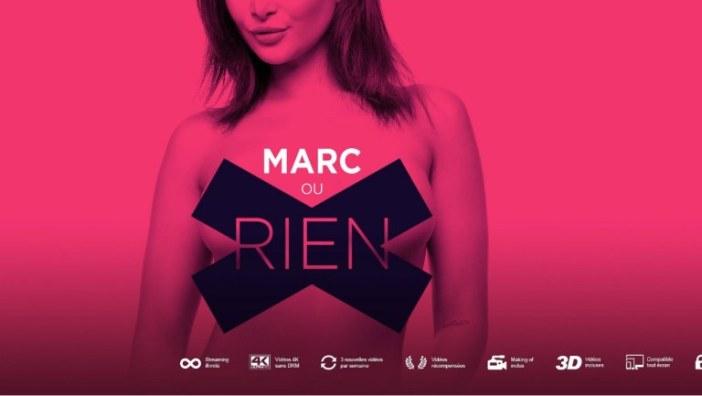 Marc ou rien campaign banner