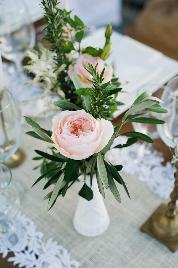 2017 Trends Organic Inspired Olive Branch Wedding Ideas