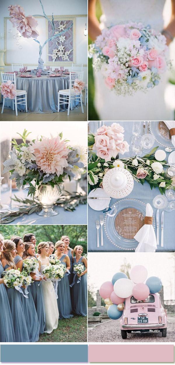 Rustic Coral Wedding Invitations