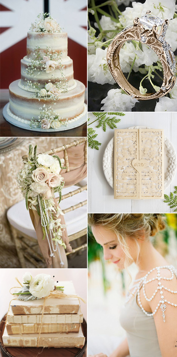 The Perfect Wedding Ideas With Matched