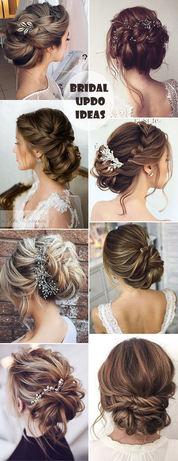 wedding hairstyles ideas – stylish wedd blog