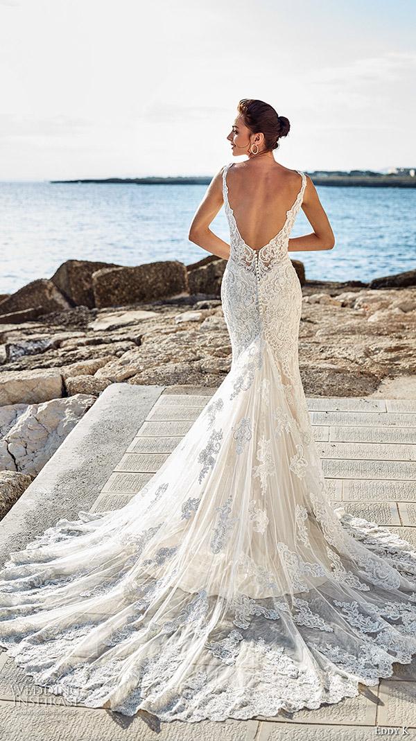 20 Stunning Open Amp Low Back Wedding Dresses For 2017