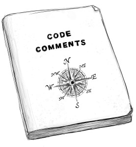 A field guide to code comments