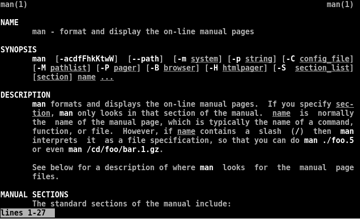 .NET Code documentation was predated by things like the man pages.