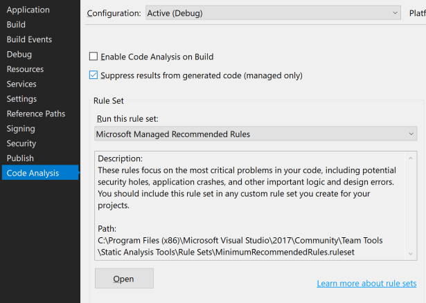 StyleCop: A Detailed Guide to Using It in Visual Studio 2019