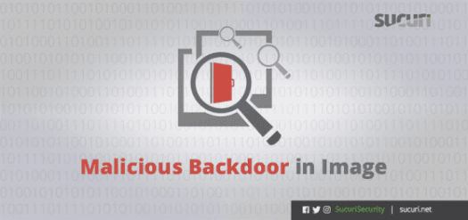 Malicious Backdoors: Fake Images and Strrev Functions