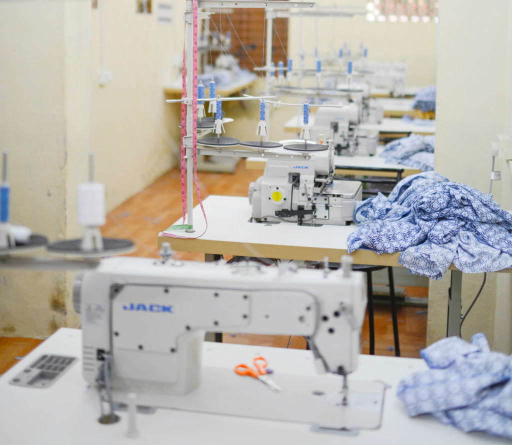 Sudara impact of employment at sewing centers