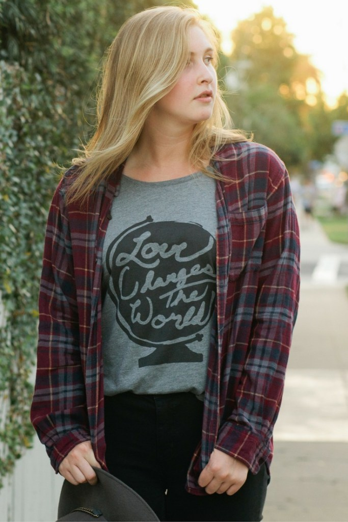 Statement Tees Campus Style