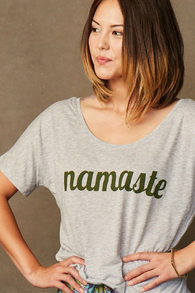 Statement Tee Campus Style