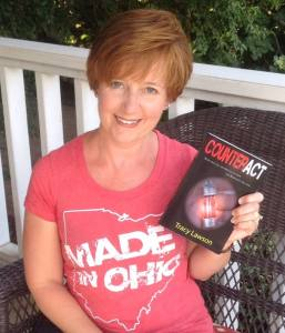 Author and Ohio native Tracy Lawson
