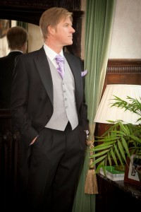 Franklin Morning Suit