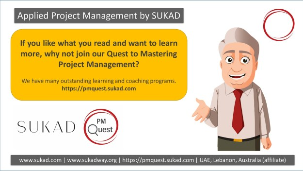 PM Quest | Quest to Mastering Project Managememt