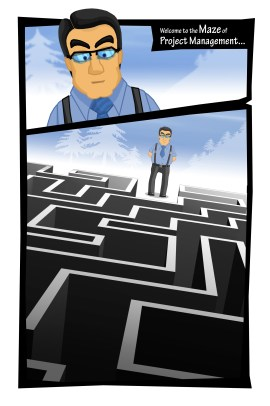 Welcome-to-the-Maze-of-Project-Management
