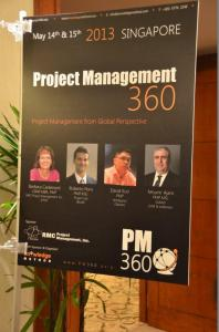 Project Management 360 Conference - Singapore