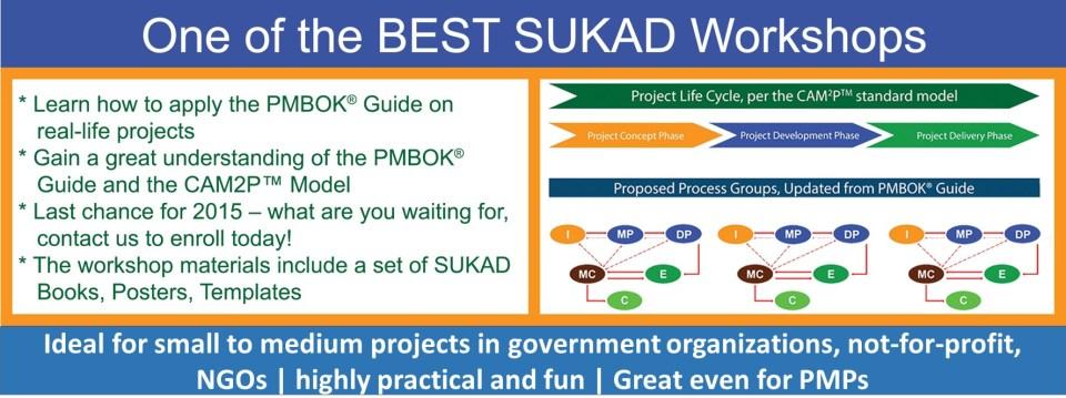 Essentials of Project Management workshop