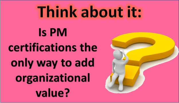 Does the PMP Certification still have value