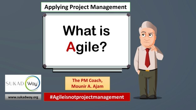 What is Agile and how does it relate to the Manifesto of Agile Software Development