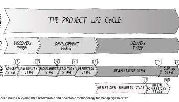 The CAMMP™ Standard Project Life Cycle, What problems is CAMMP trying to solve?