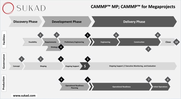 CAMMP Megaprojects, Program Management, Portfolio Management, What is a Project