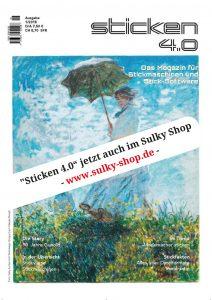 """_Sticken 4.0"""" jetzt auch im Sulky Shop- www.sulky-shop.de -"""