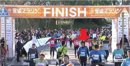 ehimeマラソン2016