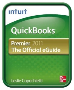 QuickBooks Premier 2011 The Official eGuide