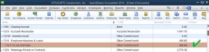 employee loan-updated balance