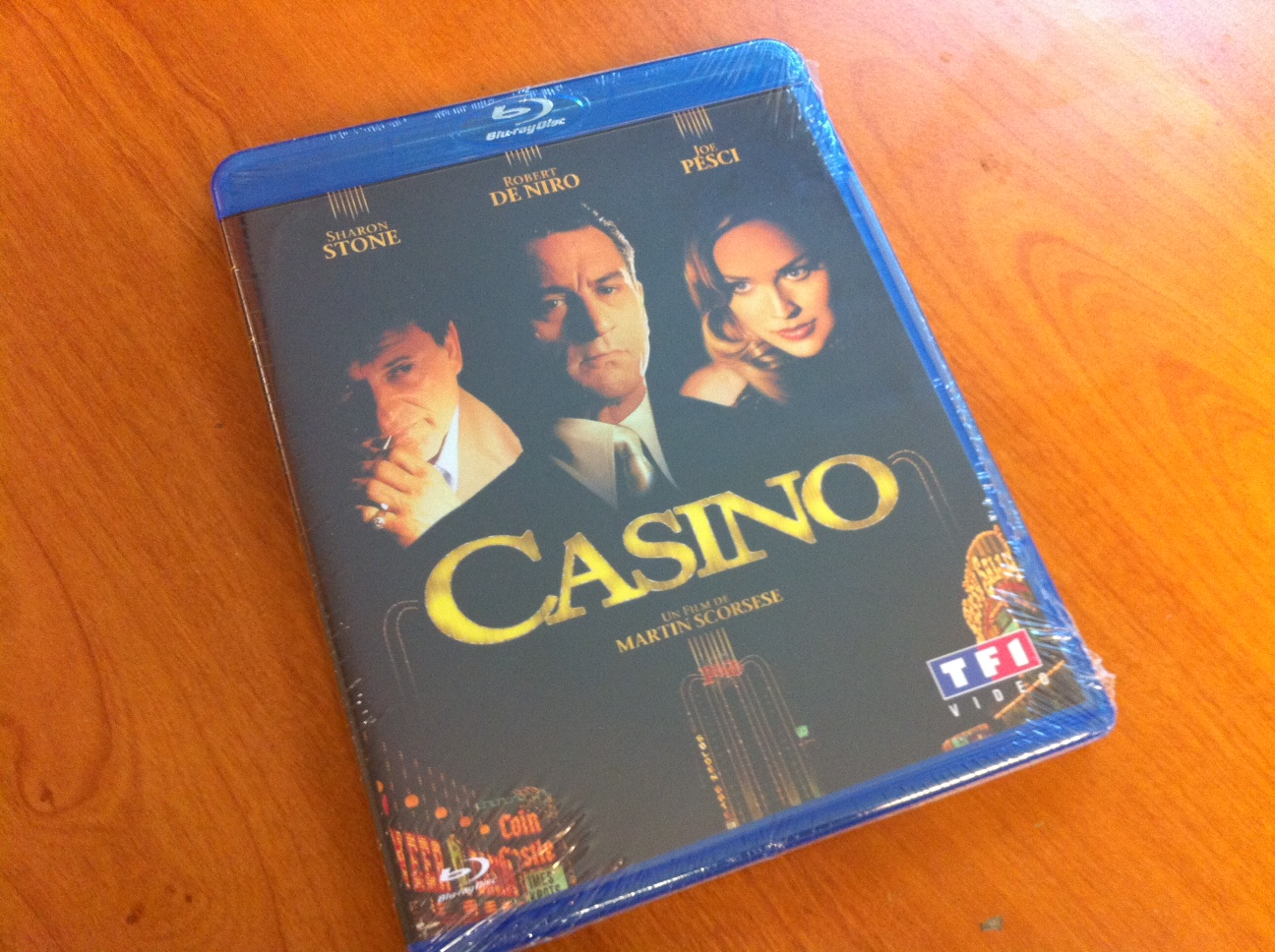 Casino steelbook amazon