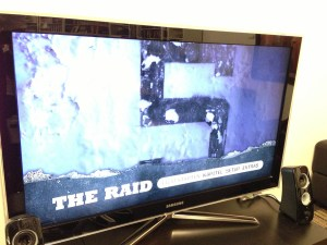 the raid steelbook  (1)