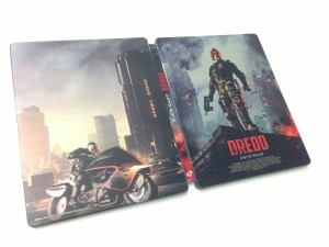 Dredd - ジャッジ・ドレッド steelbook (3)