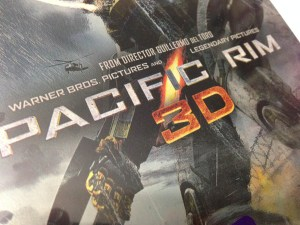 pacific rim 3d - steelbook (2)