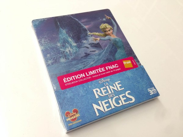 frozen la reine des neiges steelbook (1)
