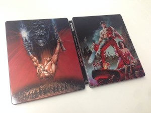 ARMY OF DARKNESS steelbook (2)