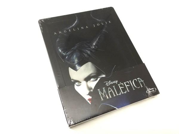 maleficient steelbook spanish (1)