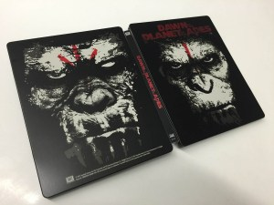 dawn of the planet of the apes - steelbook spanish (5)