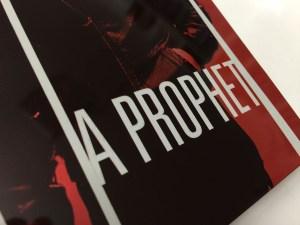 a prophet steelbook (2)