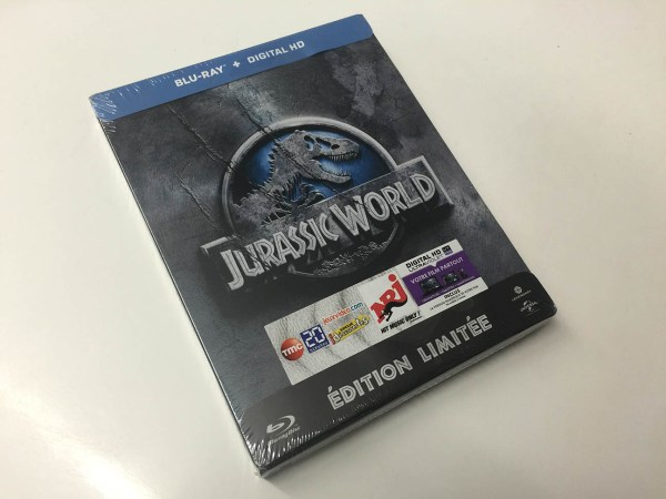 jurassic world steelbook france (1)