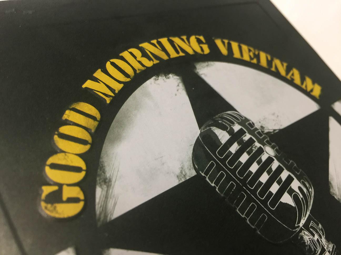 Good Morning Vietnam Theme : Blu ray dead poets society et good morning vietnam