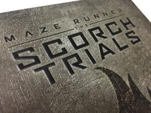 le labyrinthe la terre brulee steelbook france the maze runnner scortch trils (4)