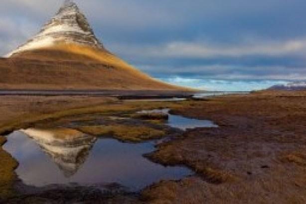 Kirkjufell - IJsland