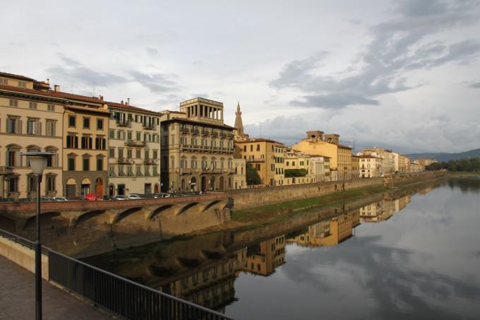Binnenstad Firenze Toscane