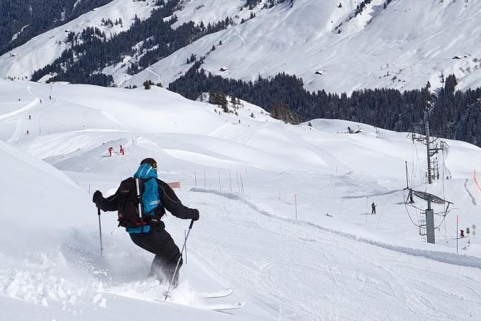 sneeuw Mont Blanc frankrijk