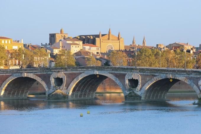 Toulouse Frankrijk brug