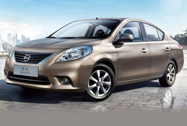Nissan Sunny profiel