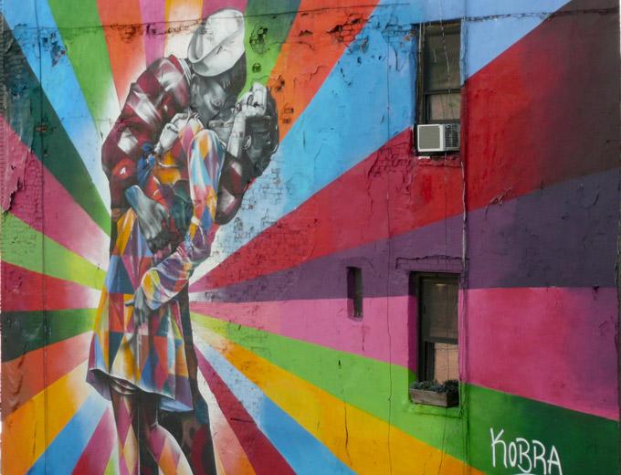 rondreis amerika kunst in new york city